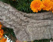 stylische Socken Gr. 42/ 43
