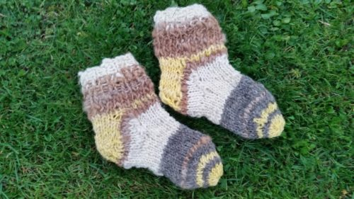 Kindersocken Gr. 36/37